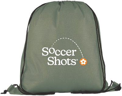 Evergreen Non-Woven Drawstring Bag - 2 Color