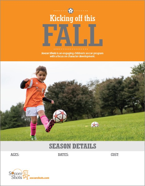"8.5"" x 11"" Vertical Season Suite Fall Poster"